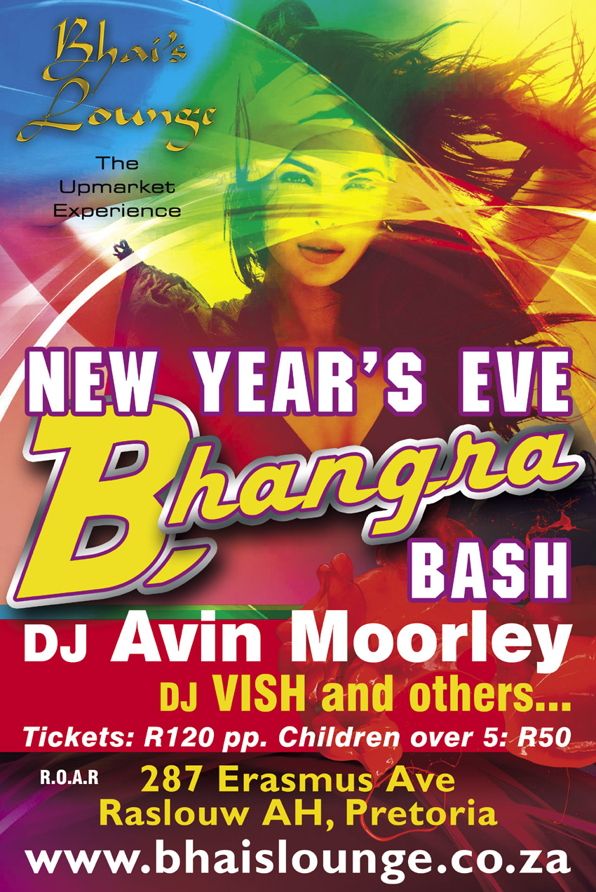 New Years Eve Bhangra Bash